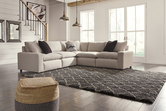 Savesto 5-Piece Sectional, , large