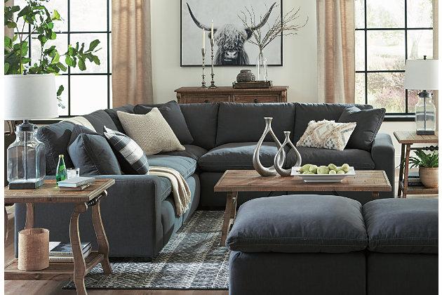 Savesto Oversized Ottoman Ashley Furniture Homestore