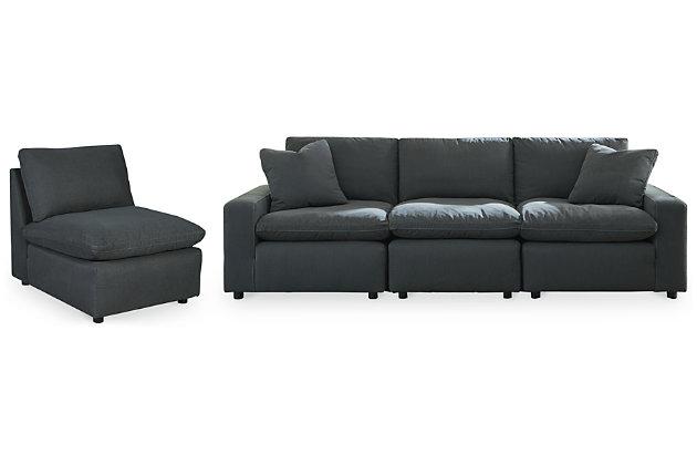 Savesto 4-Piece Sectional, , large