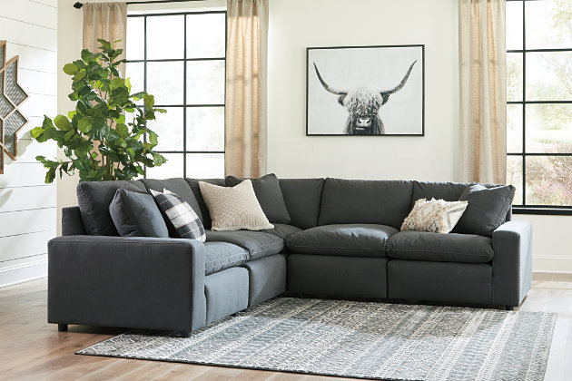 Savesto 5-Piece Sectional | Ashley Furniture HomeStore on