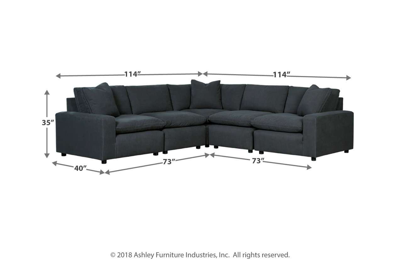 Super Savesto 5 Piece Sectional Ashley Furniture Homestore Download Free Architecture Designs Scobabritishbridgeorg