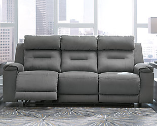 Trampton Power Reclining Sofa, , rollover