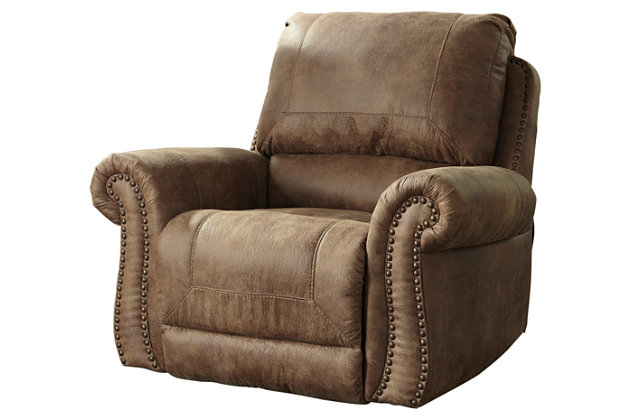 product shown on a white background - Ashley Furniture Recliners