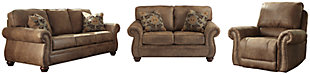 Larkinhurst Sofa, Loveseat and Recliner, , large