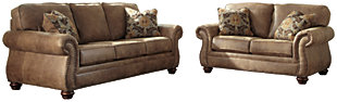 Larkinhurst Sofa and Loveseat, , rollover