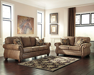 Larkinhurst Sofa And Loveseat Ashley Furniture Home