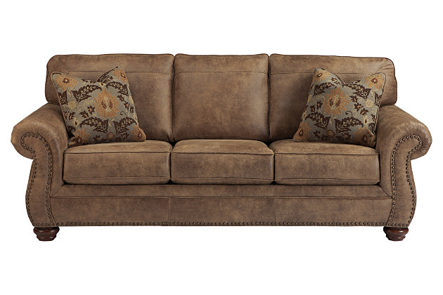 Larkinhurst queen sofa sleeper ashley furniture homestore Ashley home furniture sofa bed