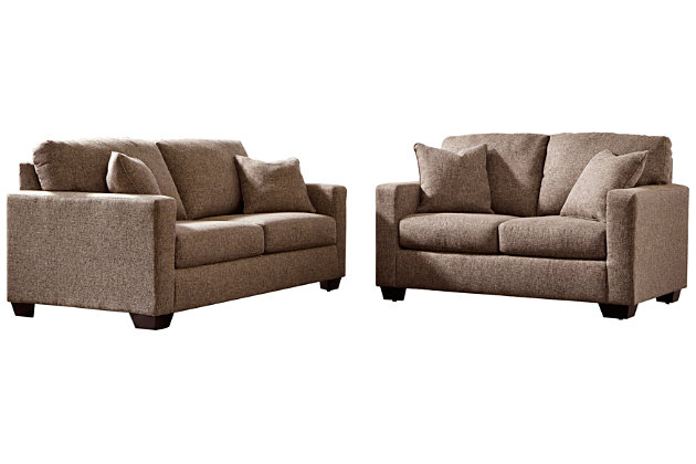 Hearne Sofa and Loveseat, , large