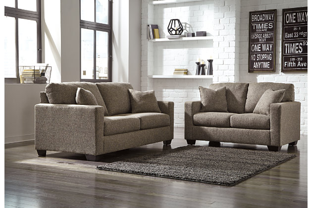 Gentil Hearne Sofa And Loveseat, , Large ...