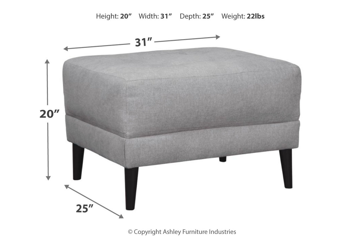 Marvelous Cardello Ottoman Ashley Furniture Homestore Gmtry Best Dining Table And Chair Ideas Images Gmtryco
