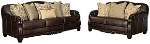 Embrook Sofa and Loveseat, , large
