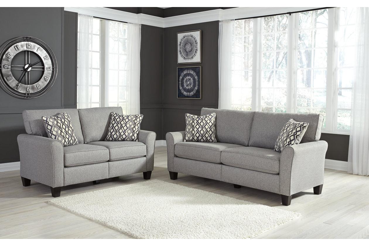 Superb Strehela Sofa And Loveseat Set Ashley Furniture Homestore Creativecarmelina Interior Chair Design Creativecarmelinacom