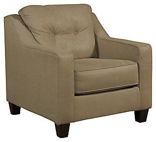 Karis Chair, Mocha, large