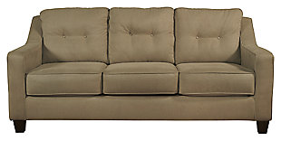Karis Sofa, Mocha, large