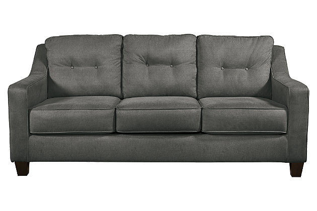 Karis Sofa, Slate, large