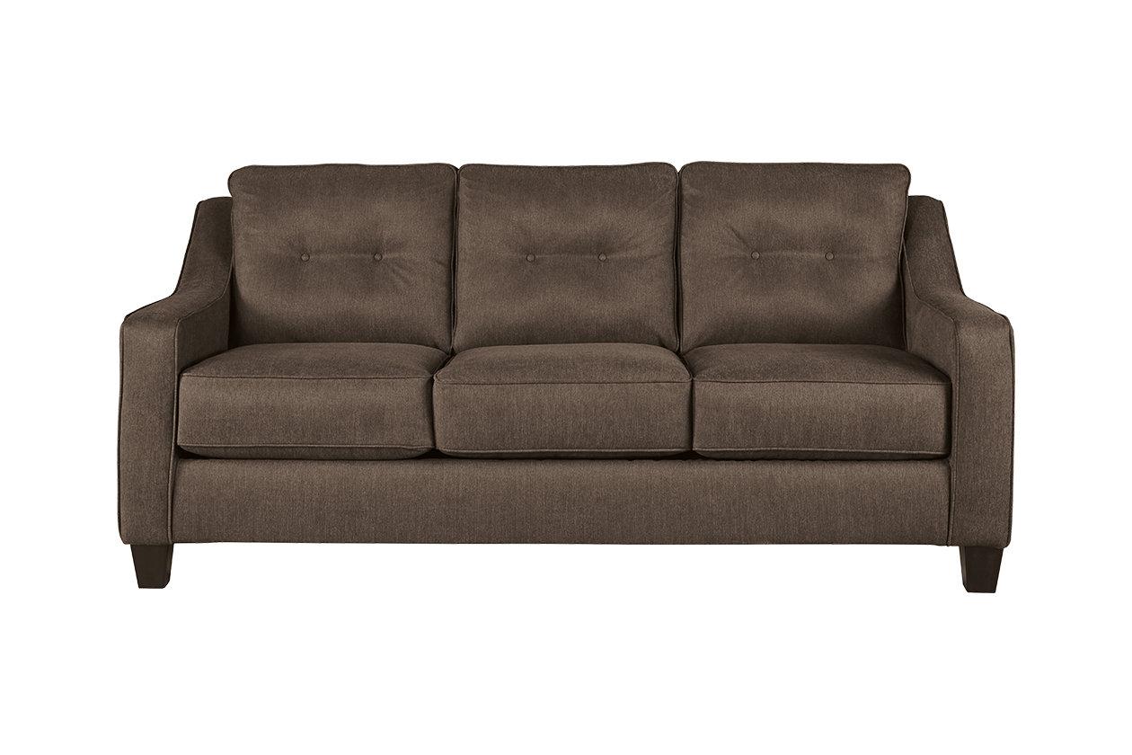 Enjoyable Karis Sofa Ashley Furniture Homestore Bralicious Painted Fabric Chair Ideas Braliciousco