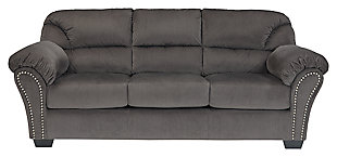 Kinlock Sofa, Charcoal, large