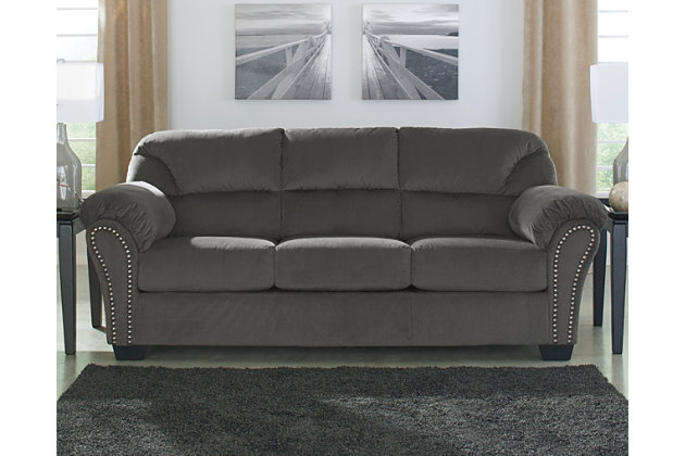 Kinlock Sofa  Charcoal  large. Kinlock Sofa   Ashley Furniture HomeStore