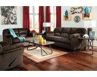 Chocolate Kinlock Full Sofa Sleeper View 5