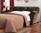 Chocolate Kinlock Full Sofa Sleeper View 1