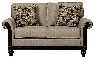 Blackwood Sofa and Loveseat Set, , large