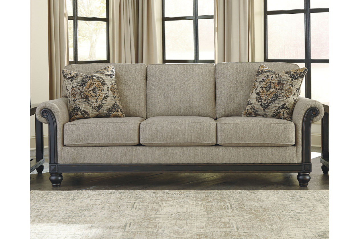 Cool Blackwood Queen Sofa Sleeper Ashley Furniture Homestore Pabps2019 Chair Design Images Pabps2019Com