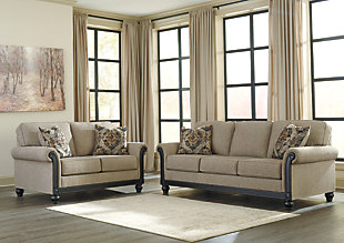 Blackwood Sofa and Loveseat Set, , rollover