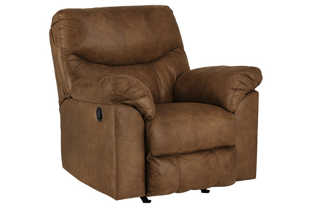 Boxberg Recliner, Bark, large