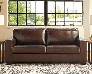 Morelos Sofa, Chocolate, large