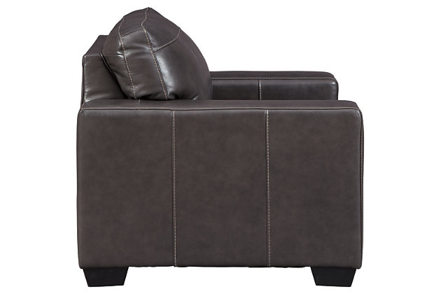 Morelos Chair, Gray, large
