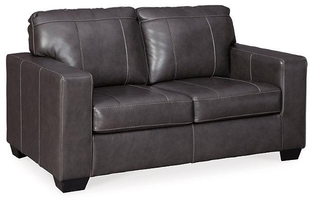 Morelos Sofa and Loveseat, Gray, large
