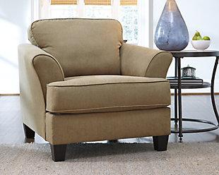 Amenia Chair, Mocha, rollover