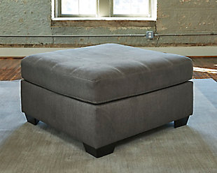 Pitkin Oversized Ottoman, , rollover