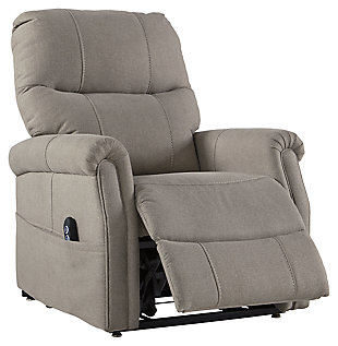 Markridge Power Lift Recliner, Gray, large