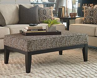 ottoman for living room.  large Bernat Oversized Ottoman rollover Ottomans Ashley Furniture HomeStore