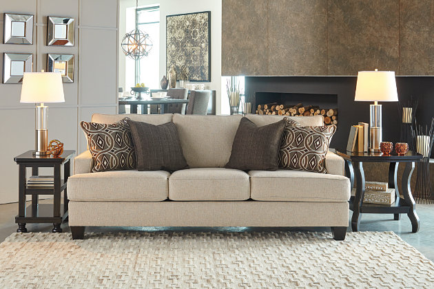 Ashley sleeper sofa roselawnlutheran for Ashley furniture room planner