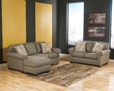 Danely Sofa Chaise Corporate Website of Ashley Furniture