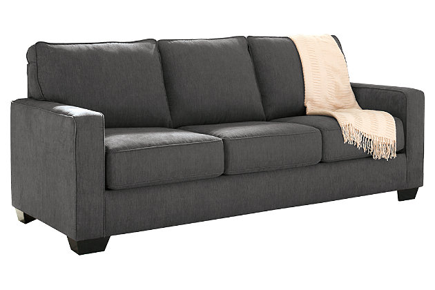 zeb queen sofa sleeper zeb queen sofa sleeper is rated 3 8 out of 5 by
