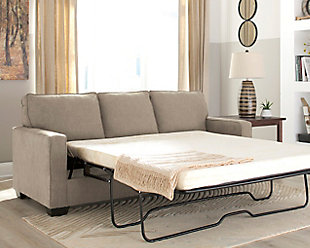 sleeper sofa living room sets.  large Zeb Queen Sofa Sleeper rollover Sofas Ashley Furniture HomeStore