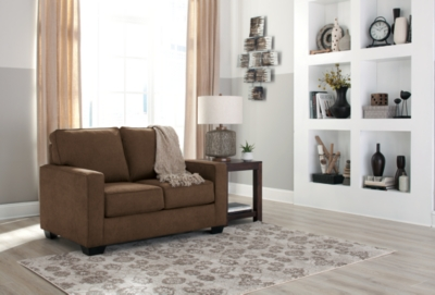 Ashley Zeb Twin Sofa Sleeper, Espresso