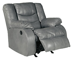 Neverfield Recliner, Iron, large