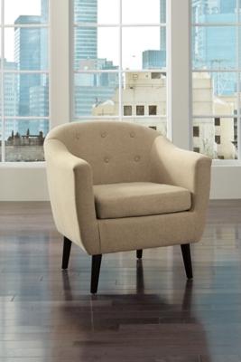 Ashley Klorey Chair, Khaki