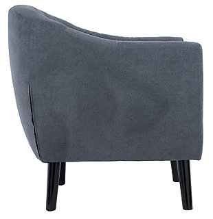 Klorey Chair, Denim, large
