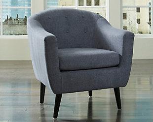Klorey Chair, Denim, rollover