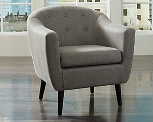 armchairs for living room.  large Klorey Chair Charcoal rollover Living Room Chairs Ashley Furniture HomeStore