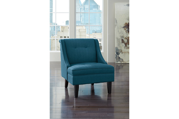 Blue Clarinda Accent Chair by Ashley HomeStore