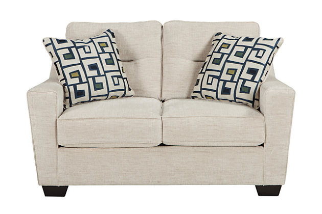 Cerdic Loveseat, , large