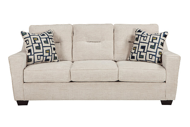 Living Room Furniture Item On A White Background