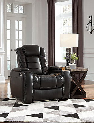 Party Time Power Recliner, , large