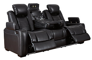 Party Time Power Reclining Sofa, , large